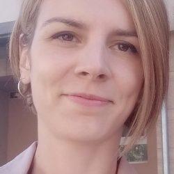 Marija Marković Serbian language teacher